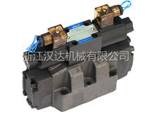 DSHG Solenoid Controlled Pilot Operated Directional Valves