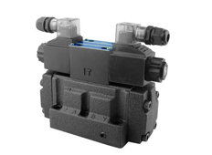 WEH Electro-hydraulic Directional Valve