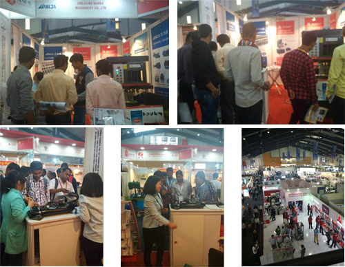 2015 India Metal-Cutting Machine Tool Exhibition with International Participation ( IMTEX)