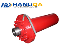 HRO Welded Heavy Duty Round Hydraulic Cylinder