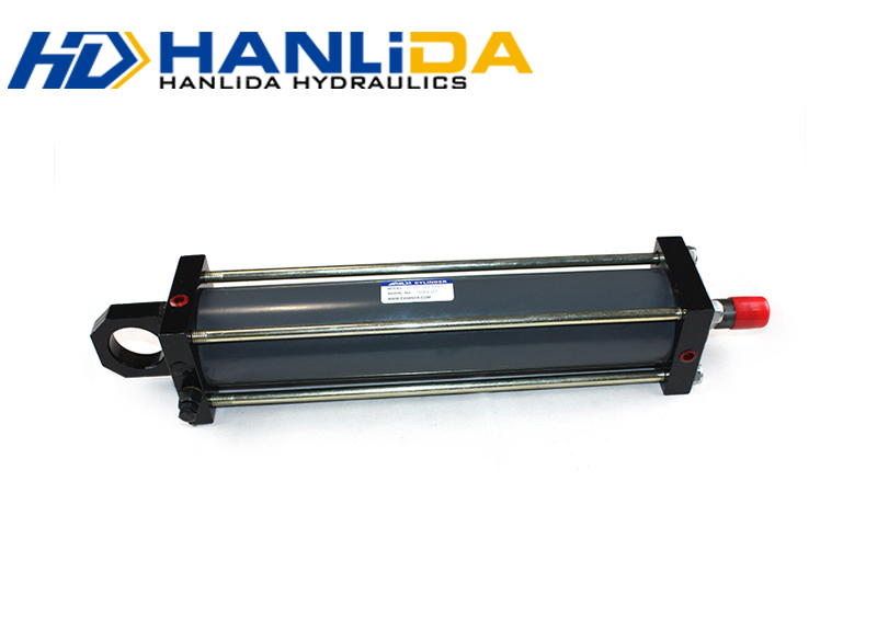 Hydraulic lifting cylinder