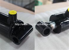 WCT Welded Hydraulic Cylinders With Cross Tube Mounts