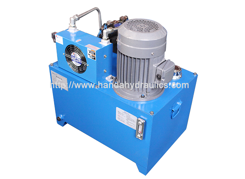 3KW Standard Hydraulic Power Unit Packs