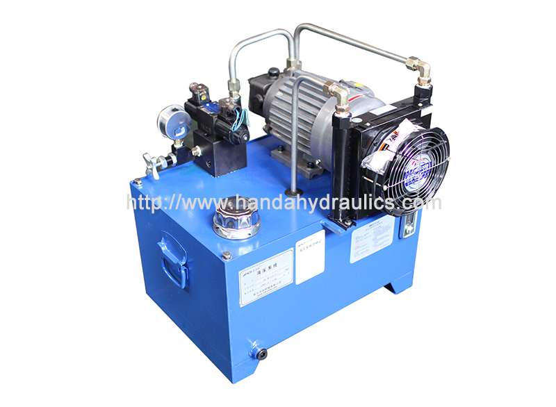 1.5KW Standard Hydraulic Power Unit Packs