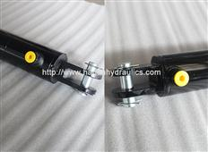 WCC Welded Hydraulic Cylinder With Clevis Mounts