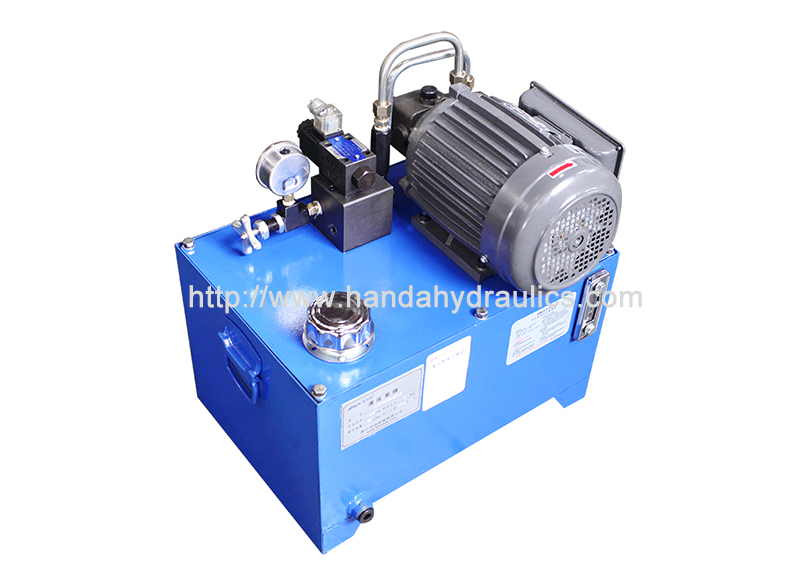 0.75KW Standard Hydraulic Power Unit Packs