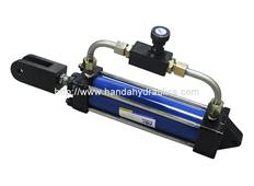 Hydraulic Cylinders with Valve