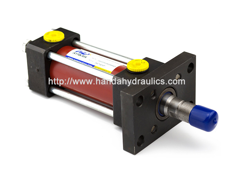 HOB Hydraulic Cylinders For Mould Machine