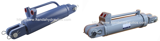 WCC Welded Hydraulic Cylinder Picture