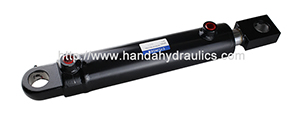 WCS Welded Hydraulic Cylinders With Swivel Mounts Picture