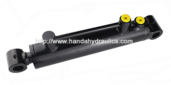 WCT Welded Hydraulic Cylinders Picture