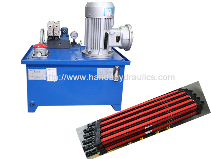 Explosion-proof Hydraulic Systems