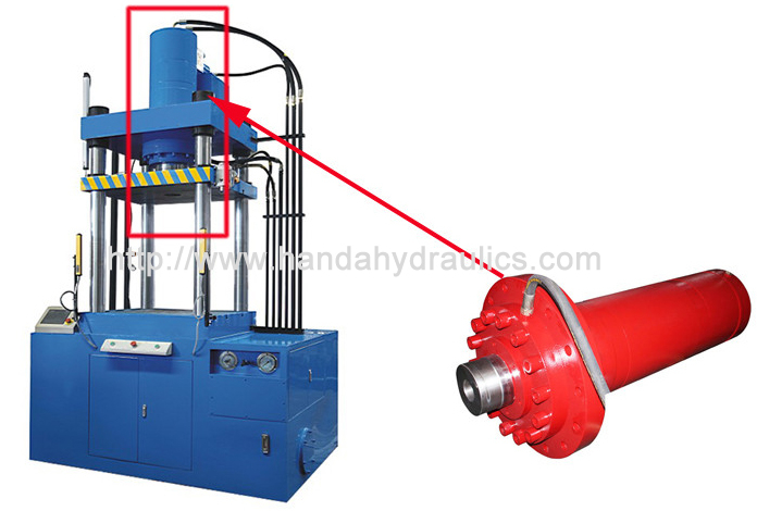 Hydraulic Cylinders For Press Machine Picture